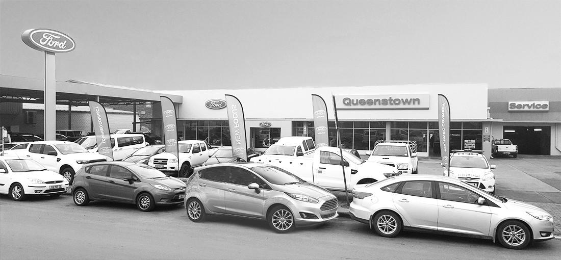Car Dealerships Queenstown